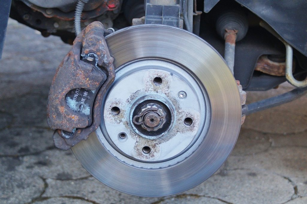 signs of brake failure