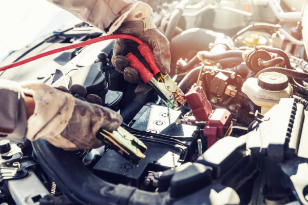 How Winter Cold Can Damage Your Car Battery