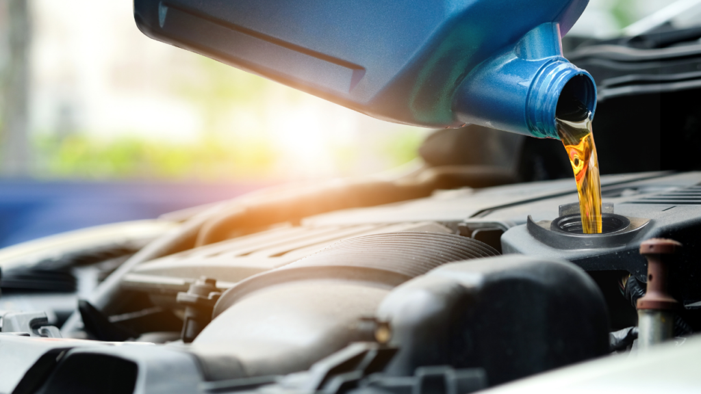 things that can affect the oil change duration